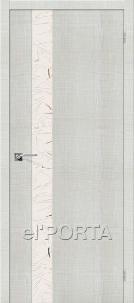 Порта-51 Bianco Crosscut