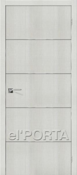 Порта-50А-6 Bianco Crosscut