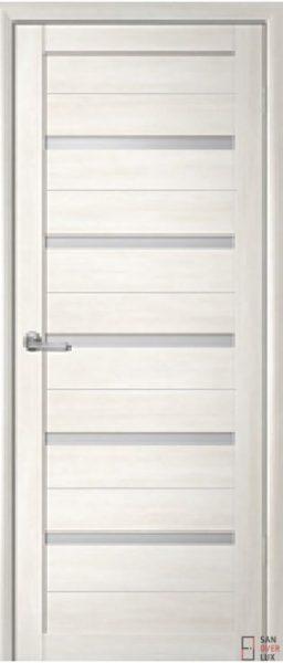 Дверь межкомнатная эко-шпон D-1 DOMUS
